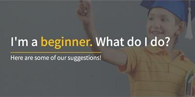 i'm beginner