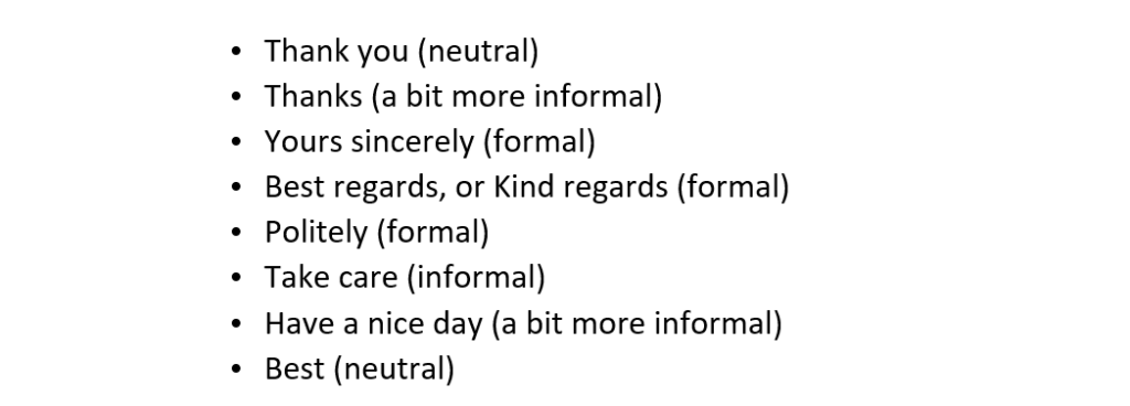 how-to-write-professional-emails