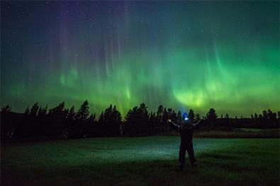 Kuzey Işıklarını Görebileceğiniz En İyi 5 Lokasyon