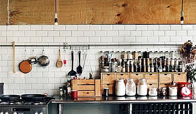 İngilizce Mutfak Aletlerinin İsimleri ve Türkçesi