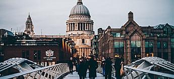 Londra'da Gezilecek Yerler