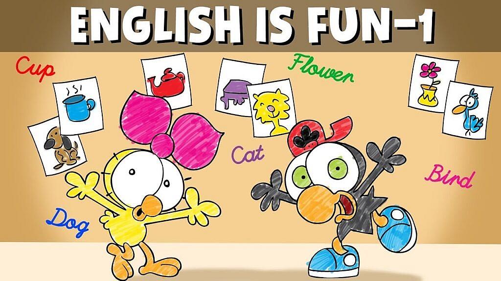 Limon ile Zeytin: Eğlenceli İngilizce