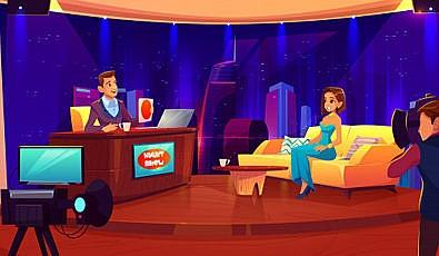 İngilizcenizi Geliştirebileceğiniz 7 Yabancı Talk Show Programı