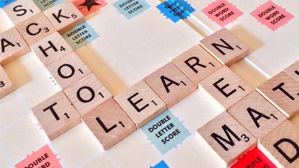 Scrabble ile ingilizce öğren