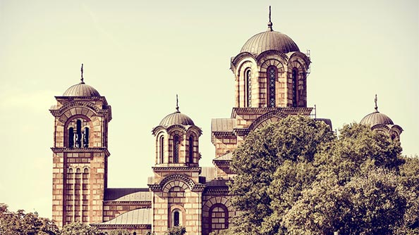 St. Mark's Church - Aziz Mark Kilisesi