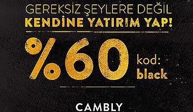 %60 Black Friday İndirimiyle Cambly'ye Abone Ol