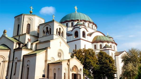 Church of Saint Sava - Aziz Sava Katedrali