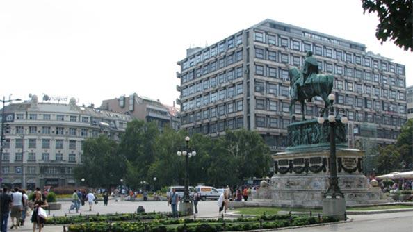 Trg Republike - Cumhuriyet Meydanı