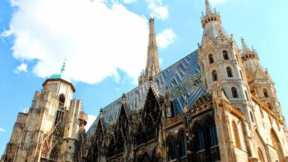 Aziz Stefan Katedrali - St. Stephen's Cathedral