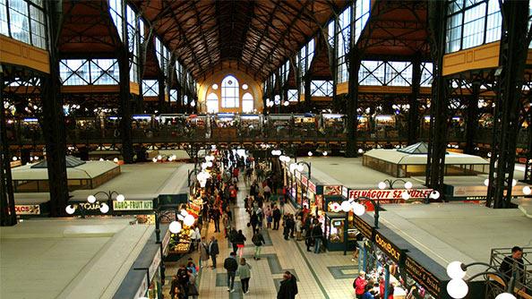 Central Market Hall - Büyük Market