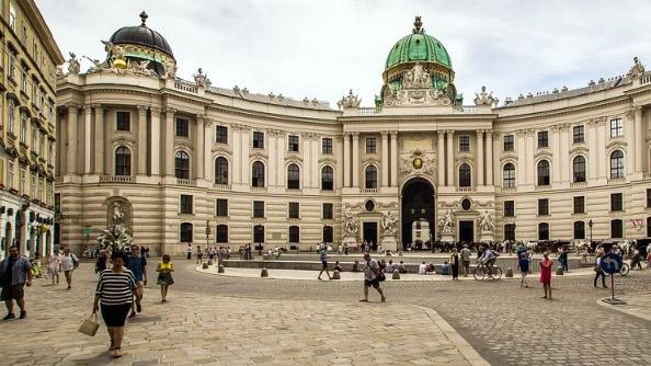 Hofburg Sarayı - Hofburg Imperial Palace