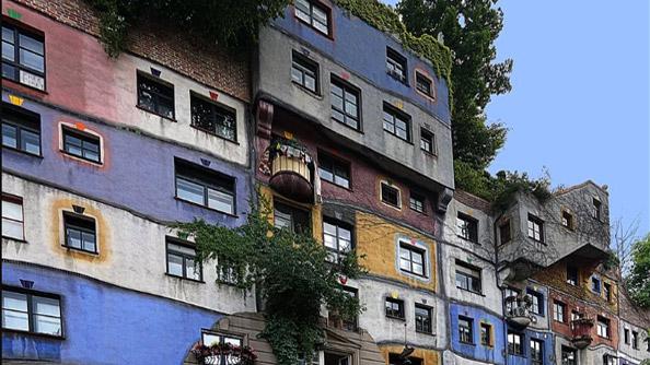 Hundertwasser Evi - Hundertwasser Haus