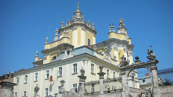 St. George Cathedral (Aziz George Katedrali)