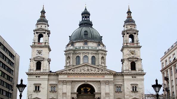 St. Stephen's Basilica - Aziz Stefan Bazilikası