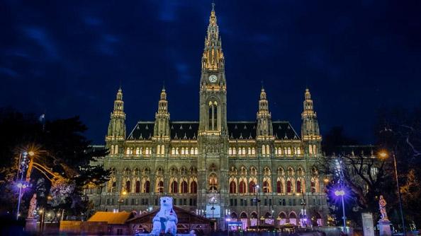 Viyana Belediye Binası - Rathaus
