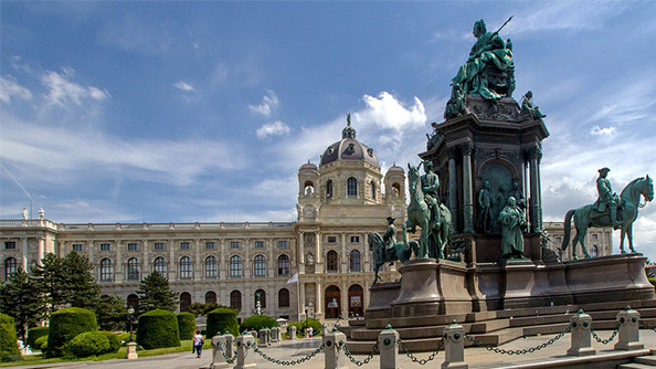 Viyana Müzeler Bölgesi - Museums Quartier