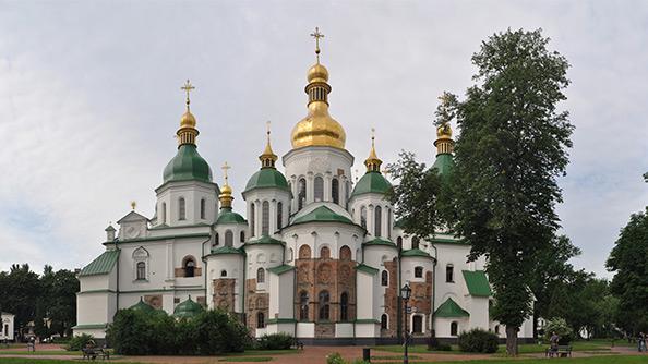 Aziz Sofya Katedrali (Saint Sophia's Cathedral)