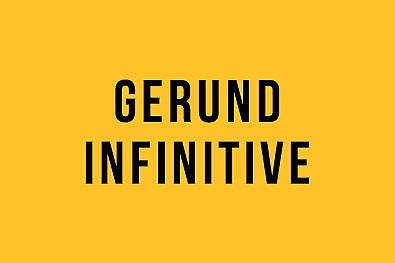 Gerund Infinitive: İngilizce - Türkçe Detaylı Konu Anlatımı + Örnek Cümleler