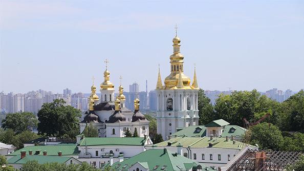Mağaralar Manastırı (Kiev Pechersk Lavra)