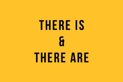 There Is & There Are: İngilizce Türkçe Detaylı Konu Anlatımı + Örnek Cümleler