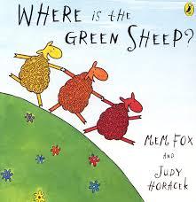 Where's the Green Sheep? – Mem Fox & Judy Horacek