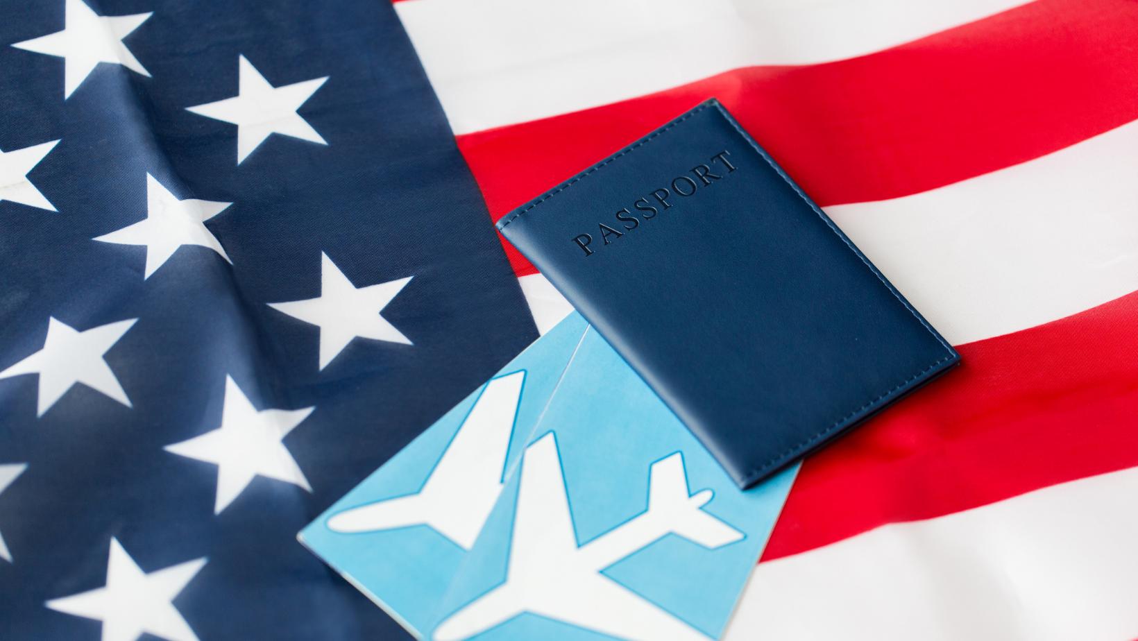 america passport