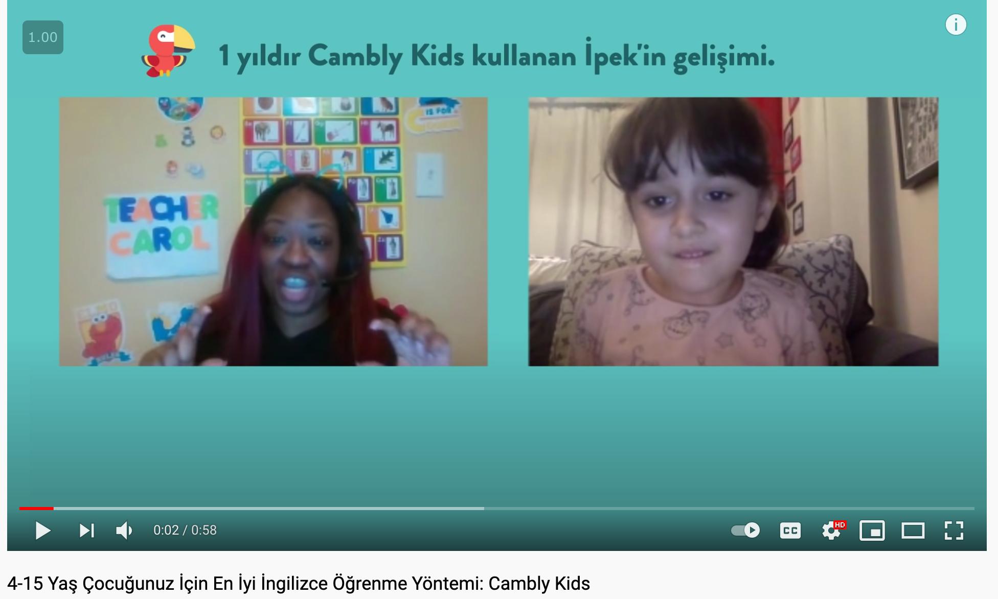 çocukların ingilizce öğrenmesi