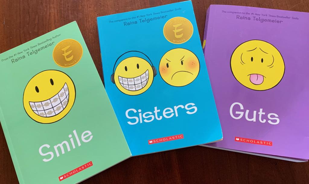 smile sisters guts