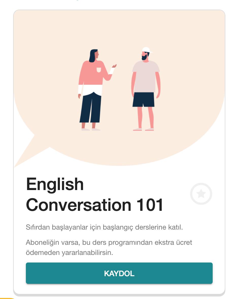 Cambly English Conversation 101